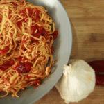 spaghetti-arrabbiata