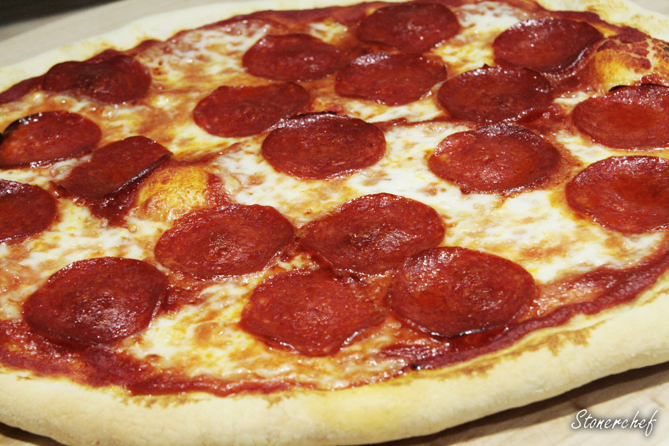 gotowa pizza
