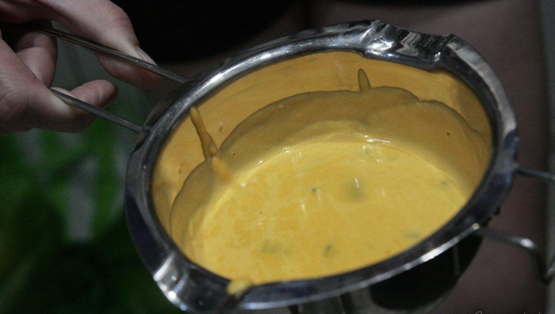dip serowy jalapeno do nachosów