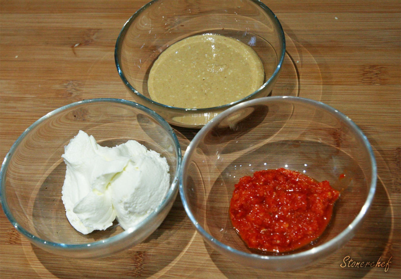 składniki na majonez sriracha