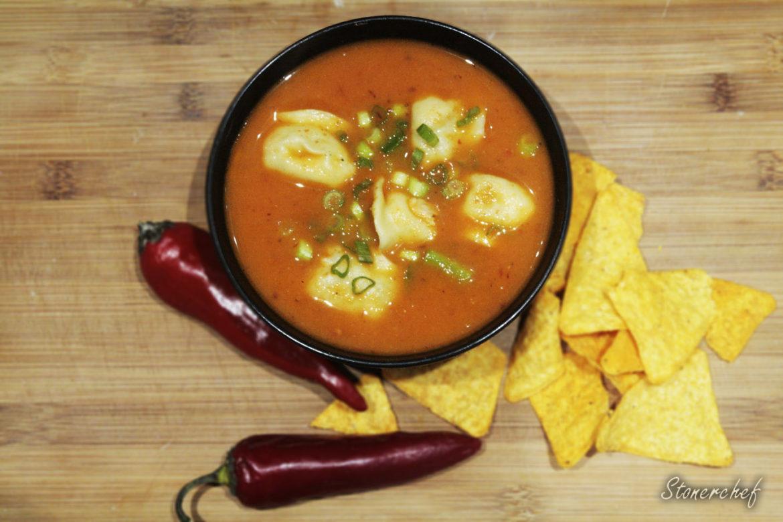 zupa meksykańska z uszkami
