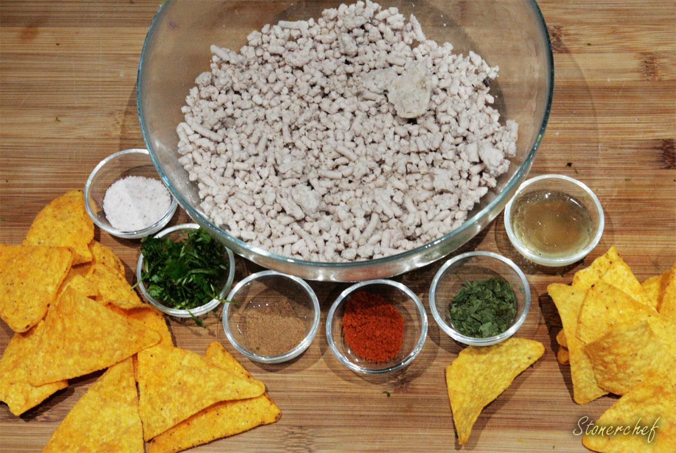 składniki na mięsny farsz do uszek
