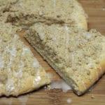 deserowa pizza z kruszonką cynamonową