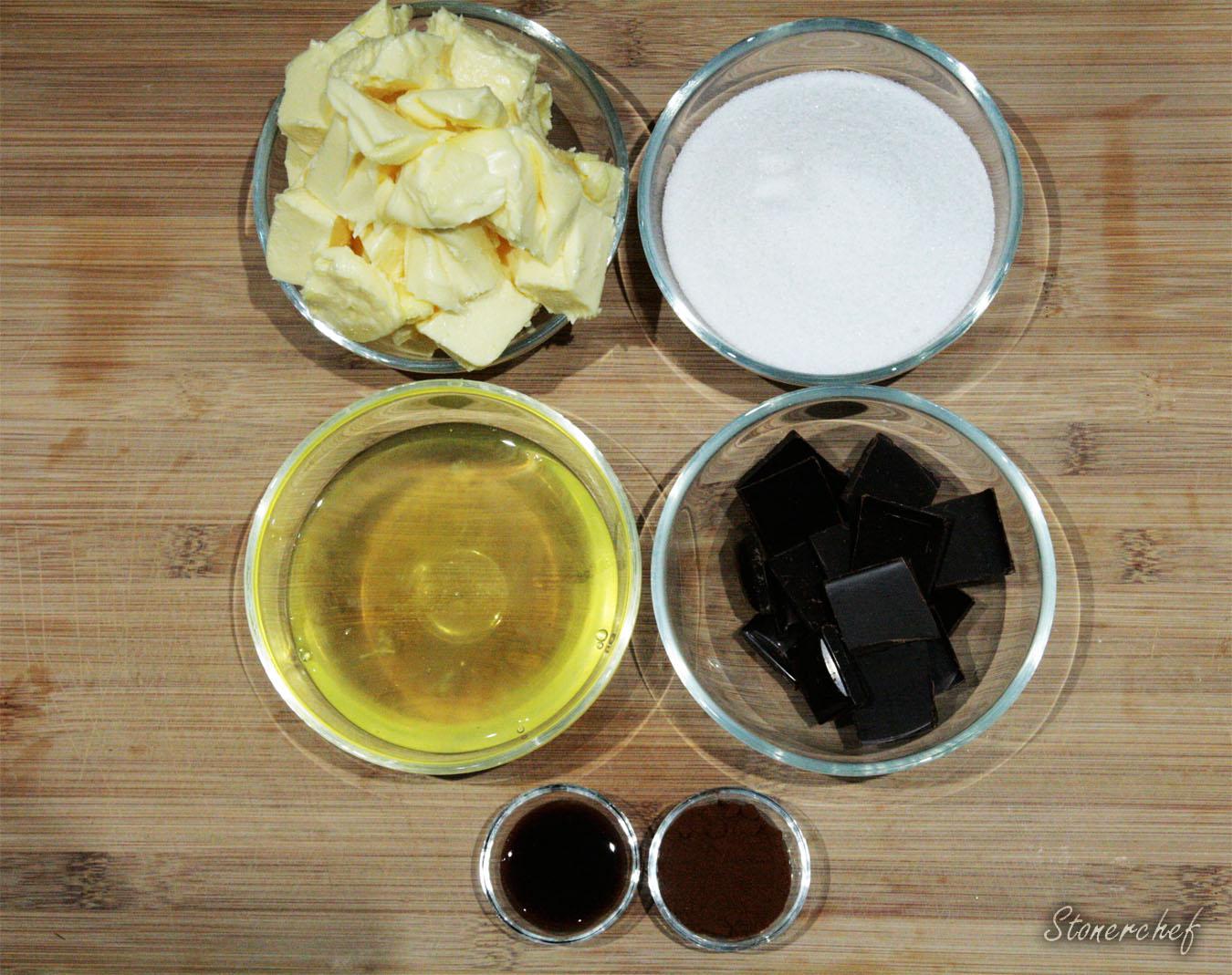 składniki na krem kawowy