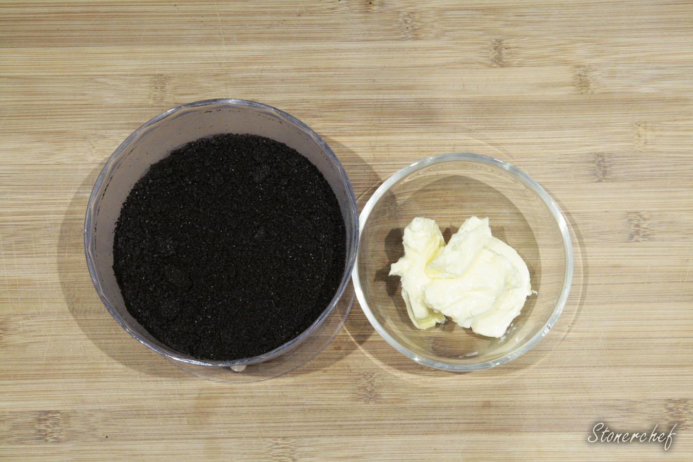 składniki na spód do tarty kajmakowej
