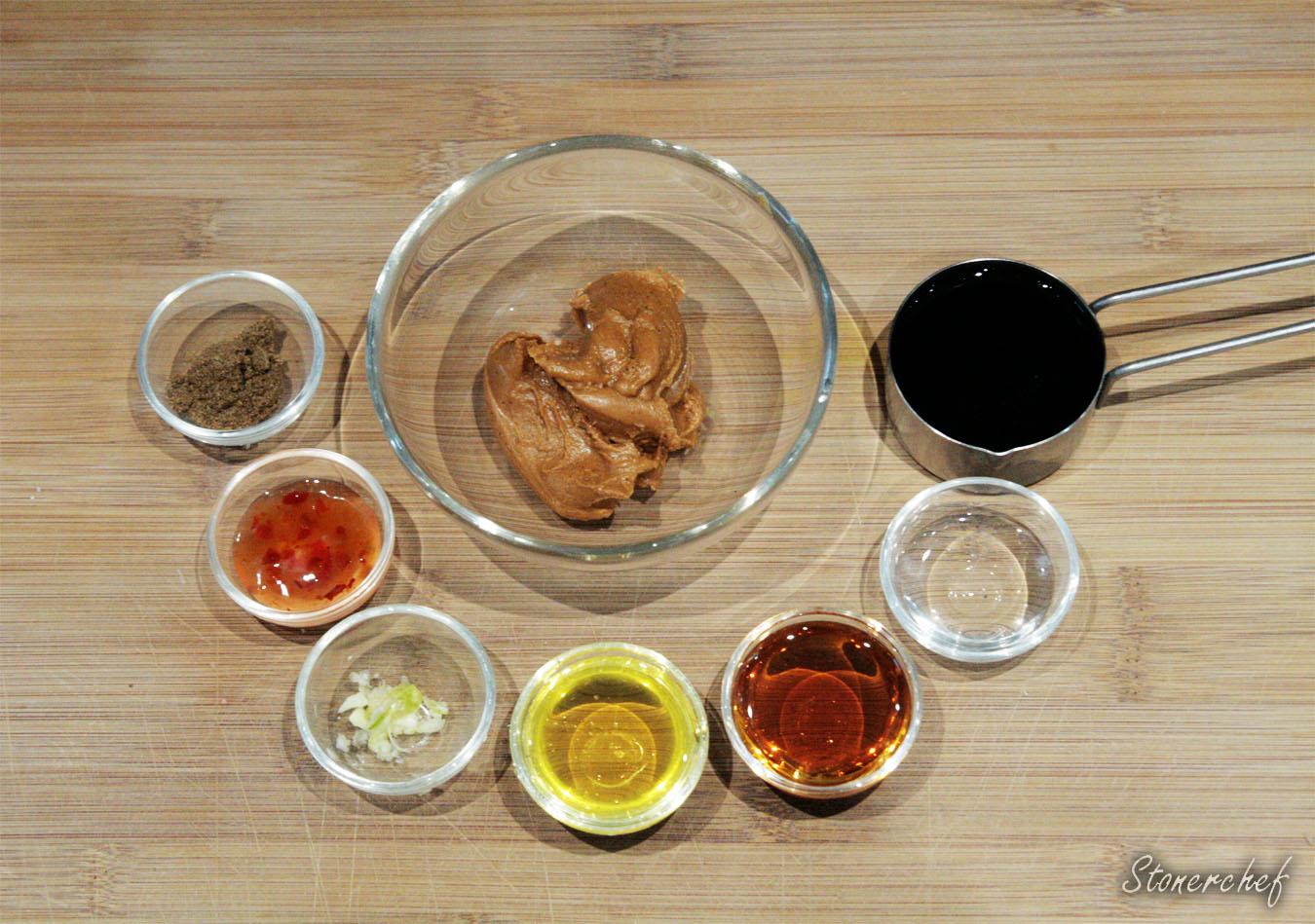 składniki na sos hoisin