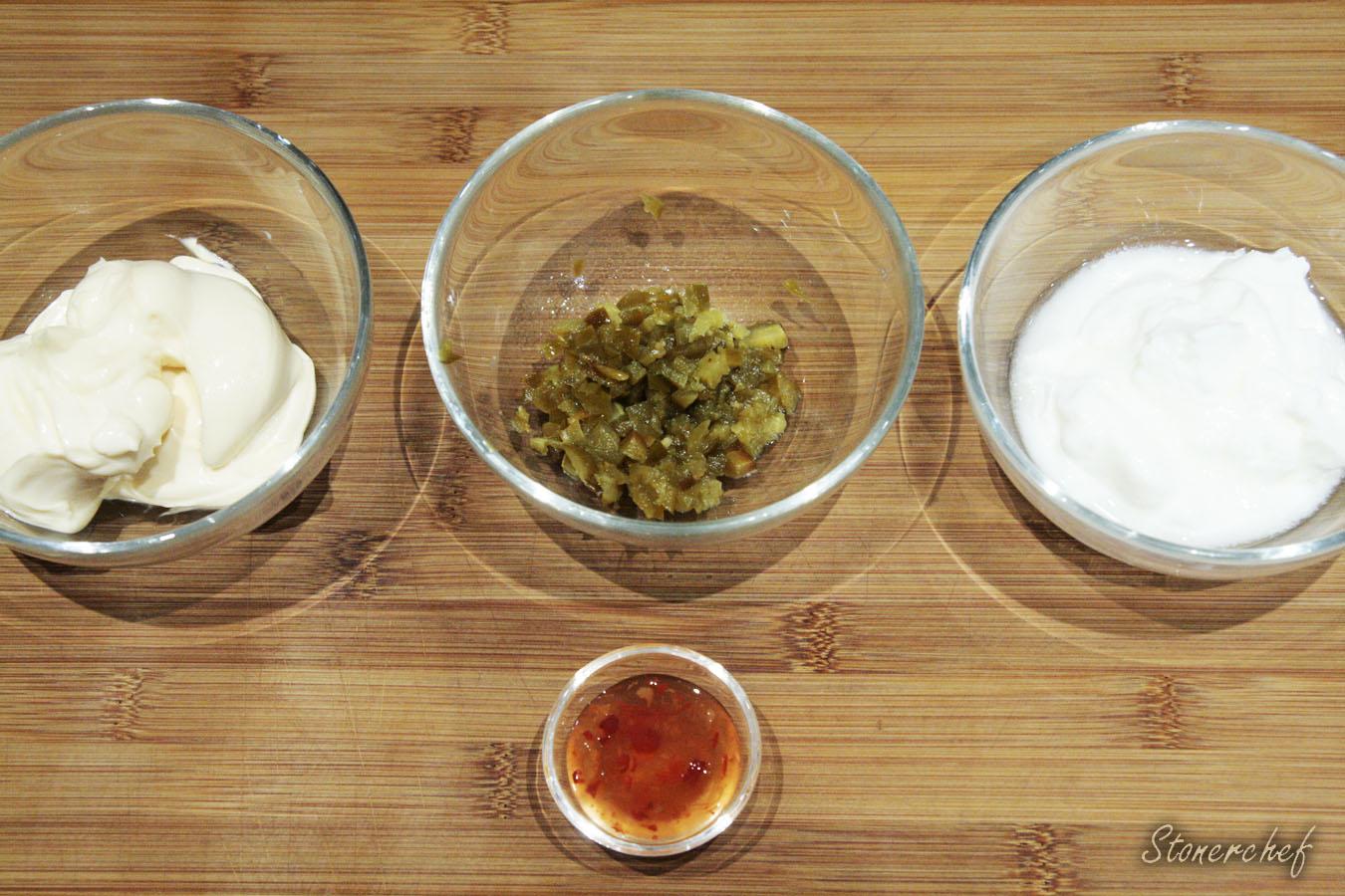 składniki na sos jalapeno