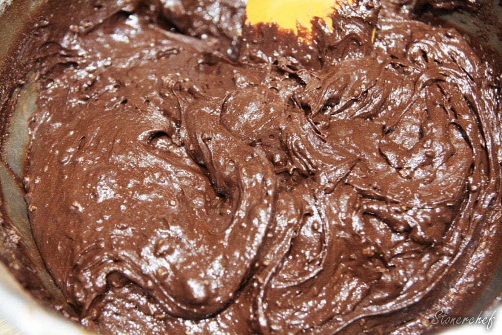 gotowa masa na ciastka brownie