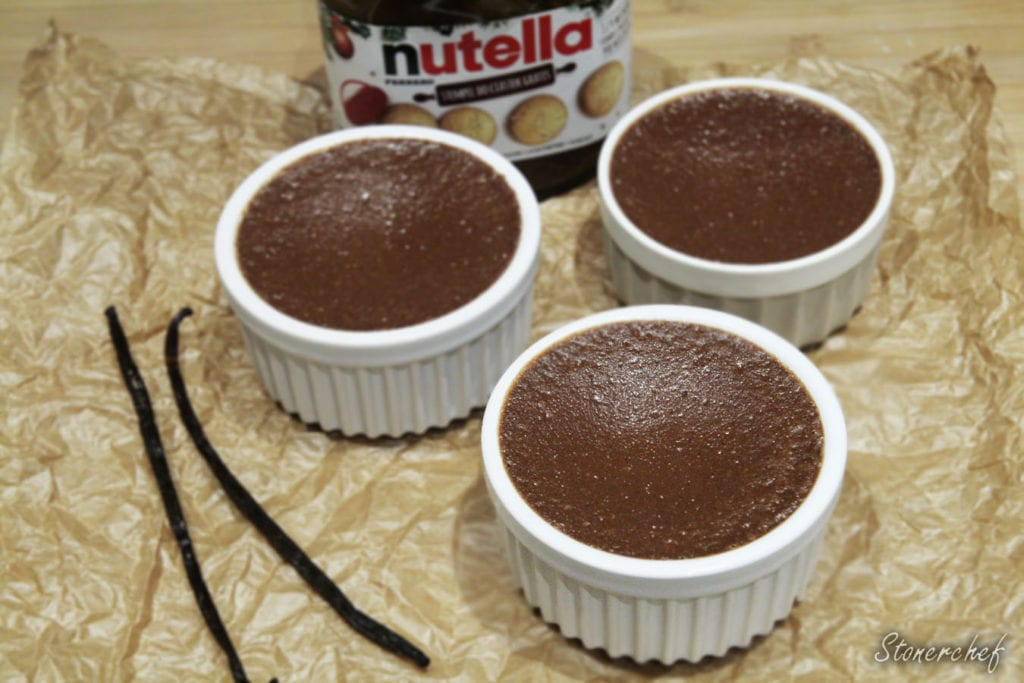 Nutela Crème brûlée
