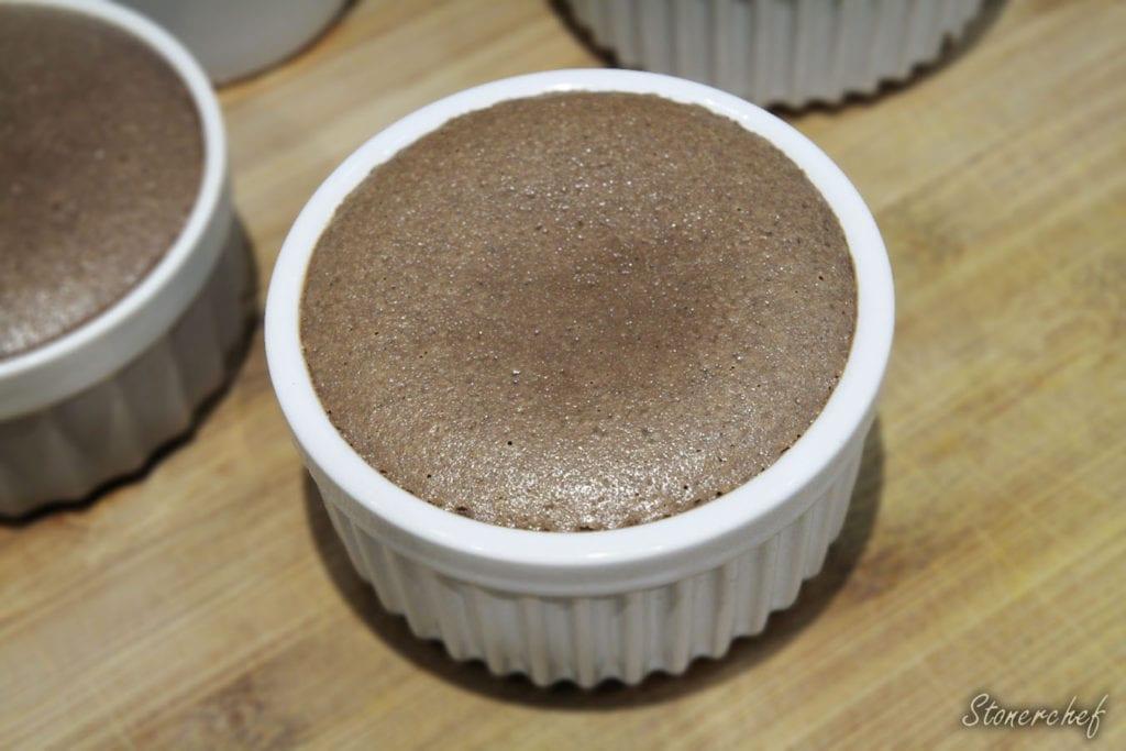 upieczony Nutella Crème brûlée