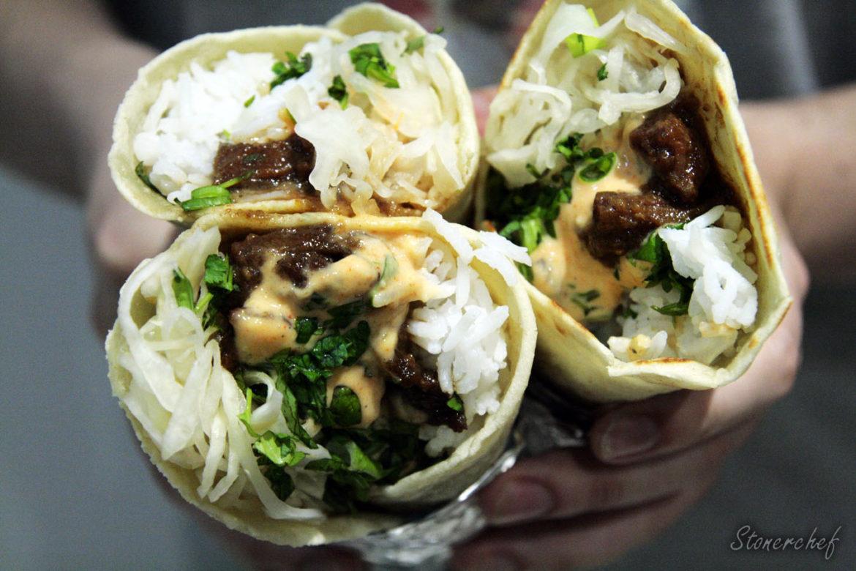 koreańskie burrito