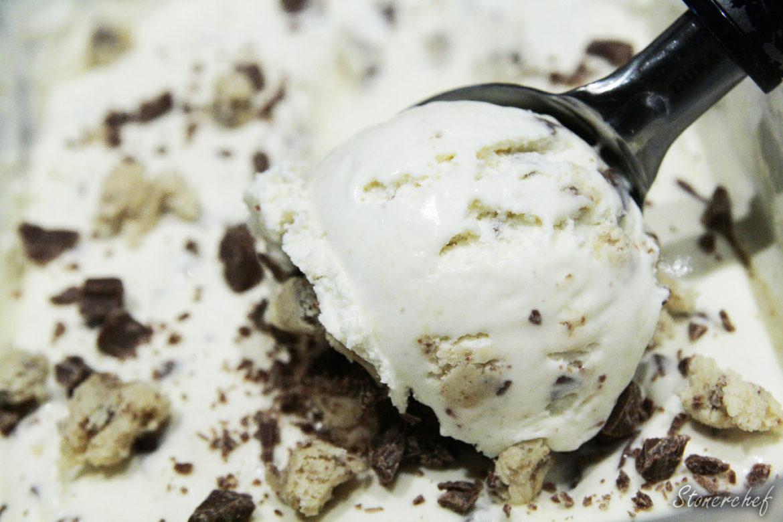 lody ciasteczkowe