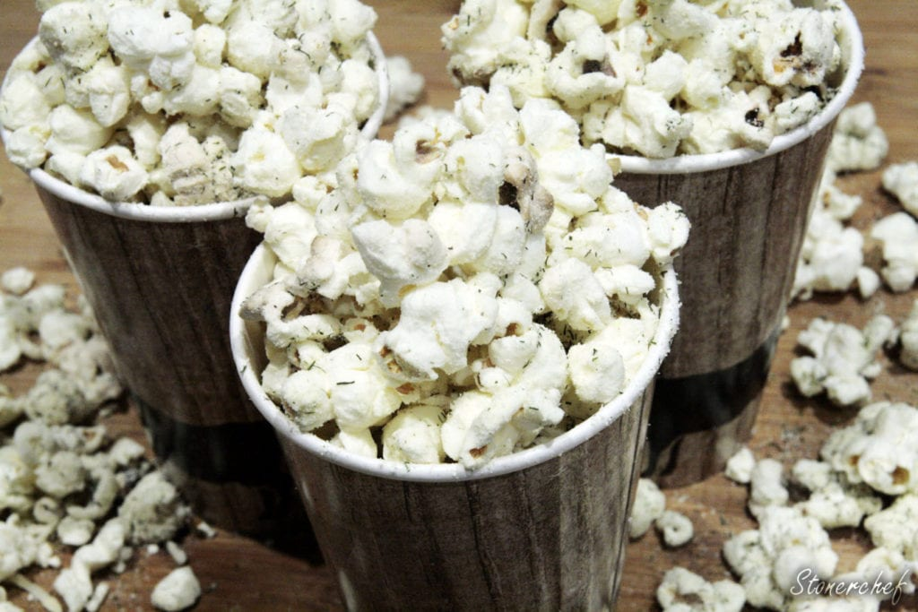 popcorn fromage