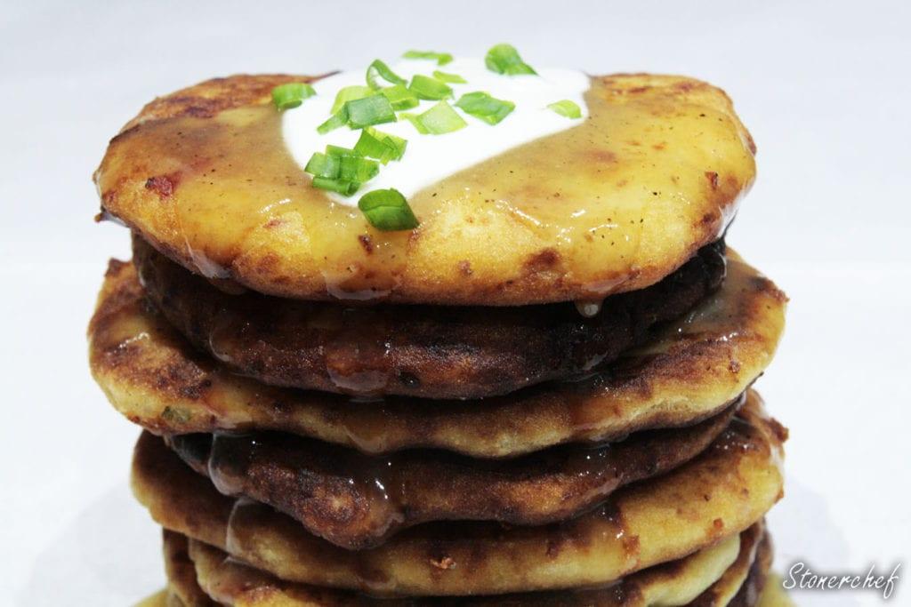 ziemniaczane pancakes