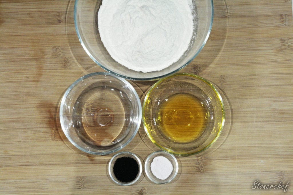 składniki na ciasto na samosa