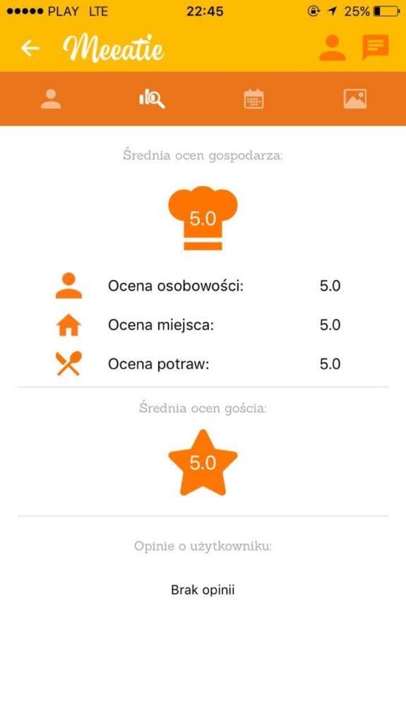 ocena profilu meeatie