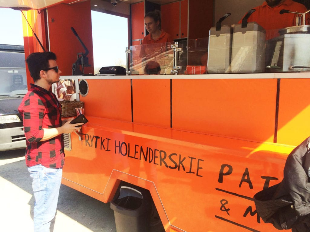 patat and more foodtruck