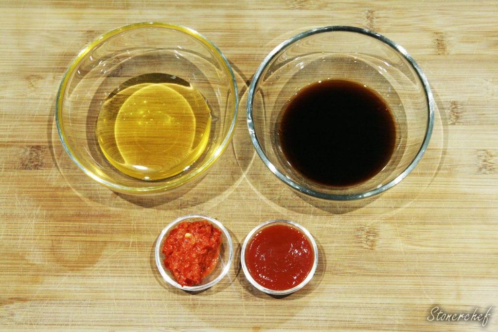 składniki na sos do pulpetów
