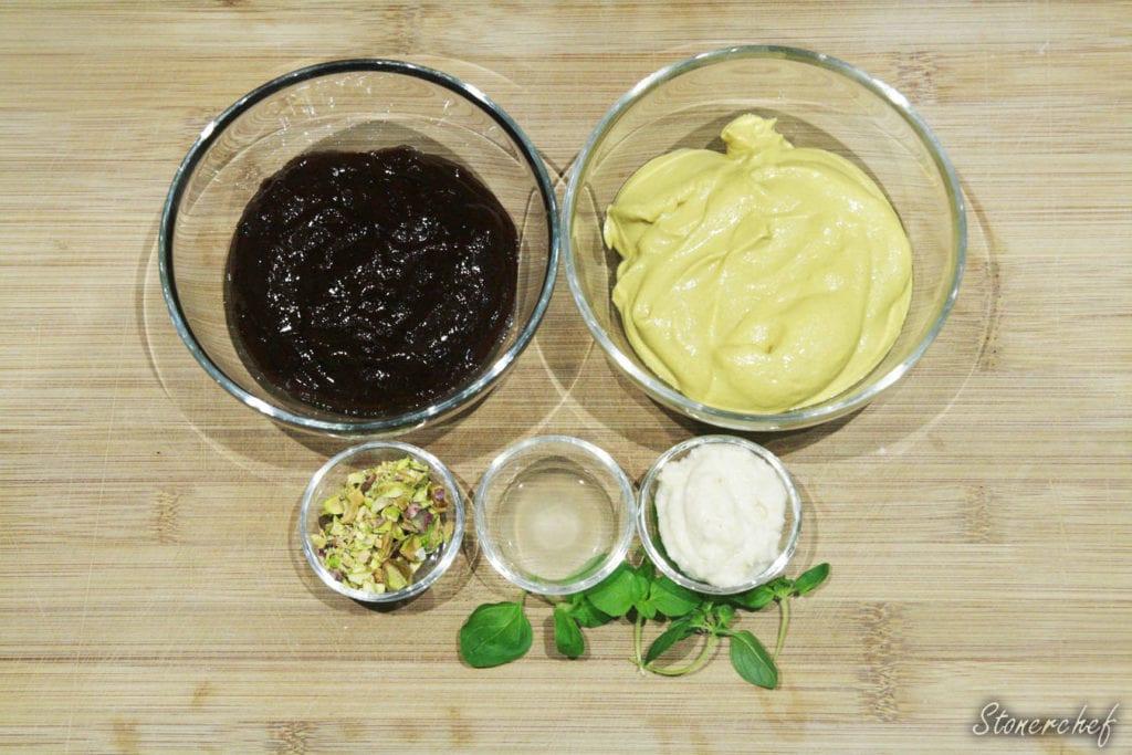 składniki na sos musztardowo-śliwkowy