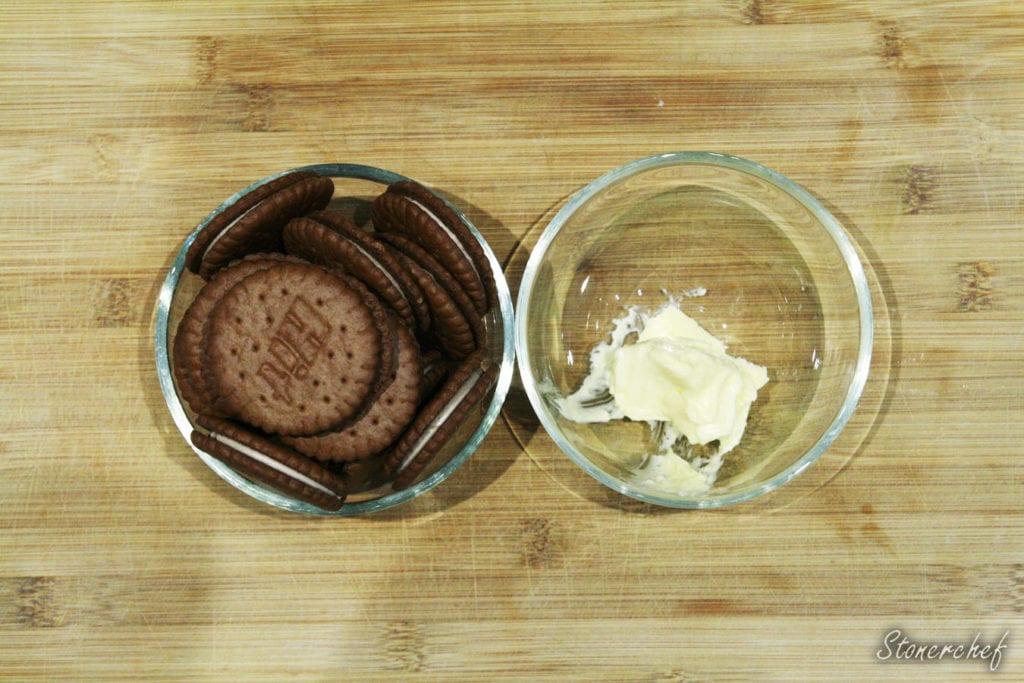 składniki na spód do sernika