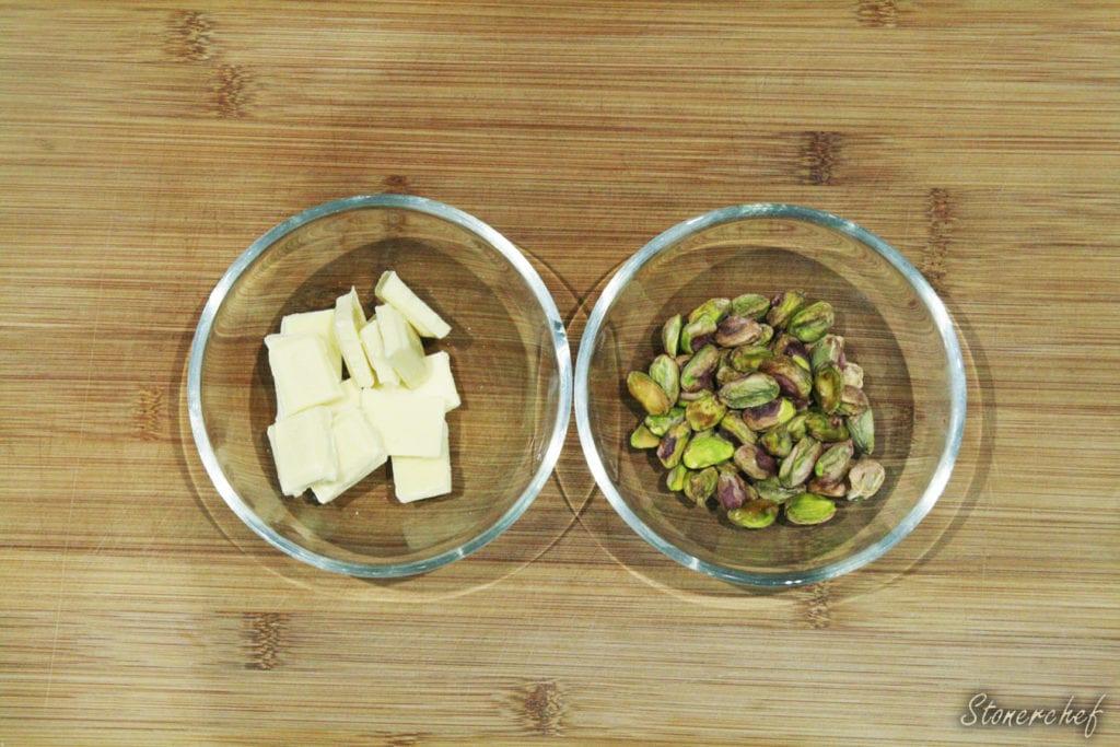 składniki polewy i posypki