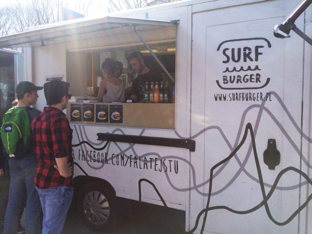 foodtruck surf burger
