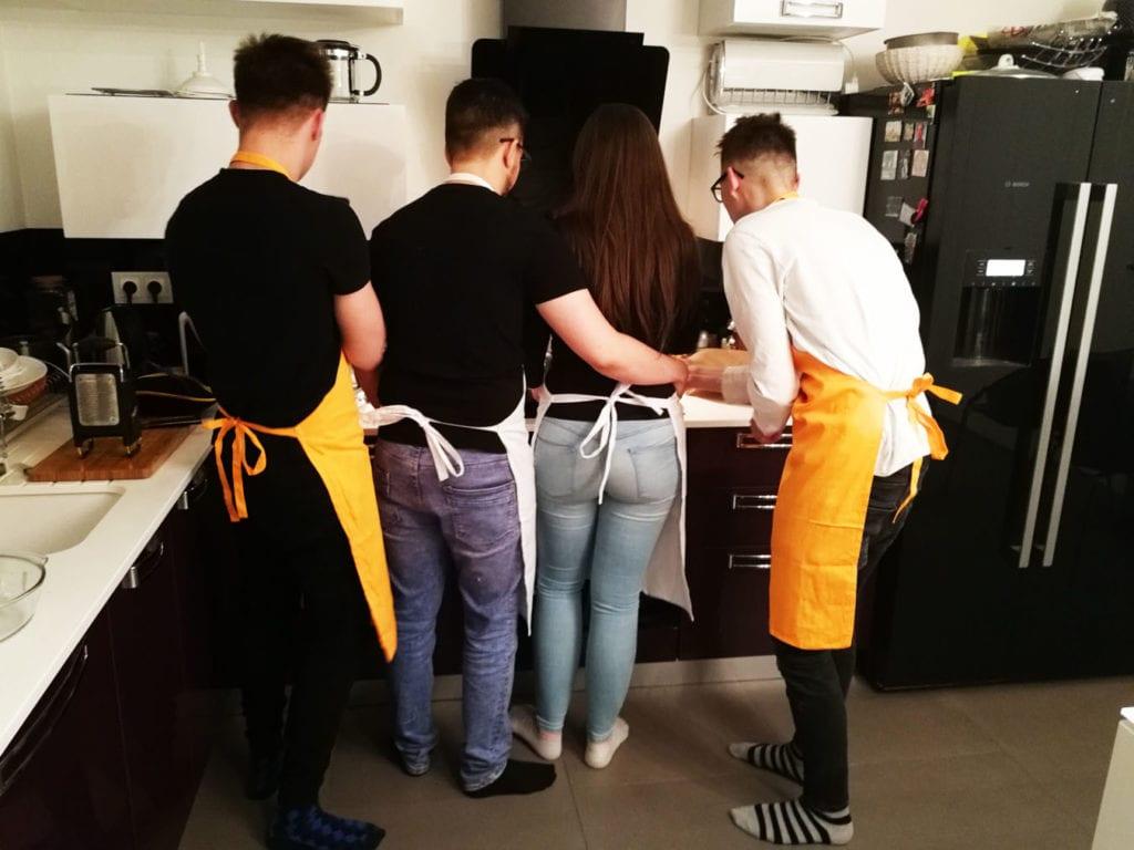 wspólne gotowanie meeatie