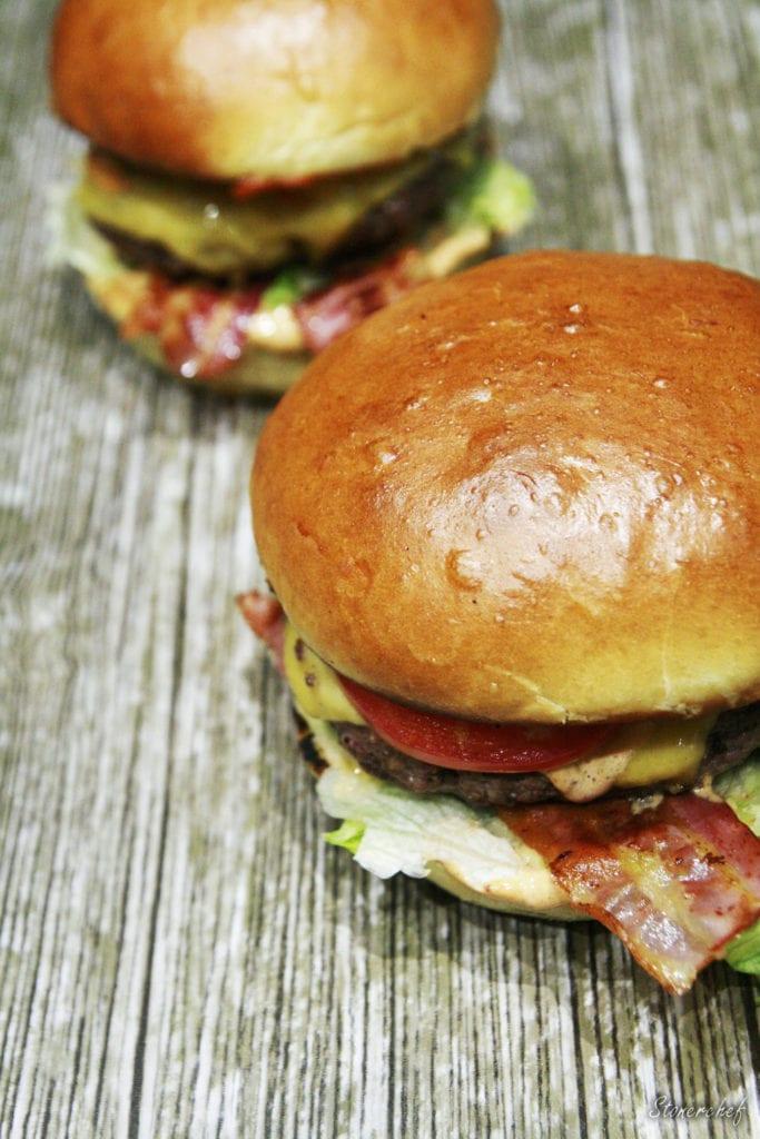burgery BLT