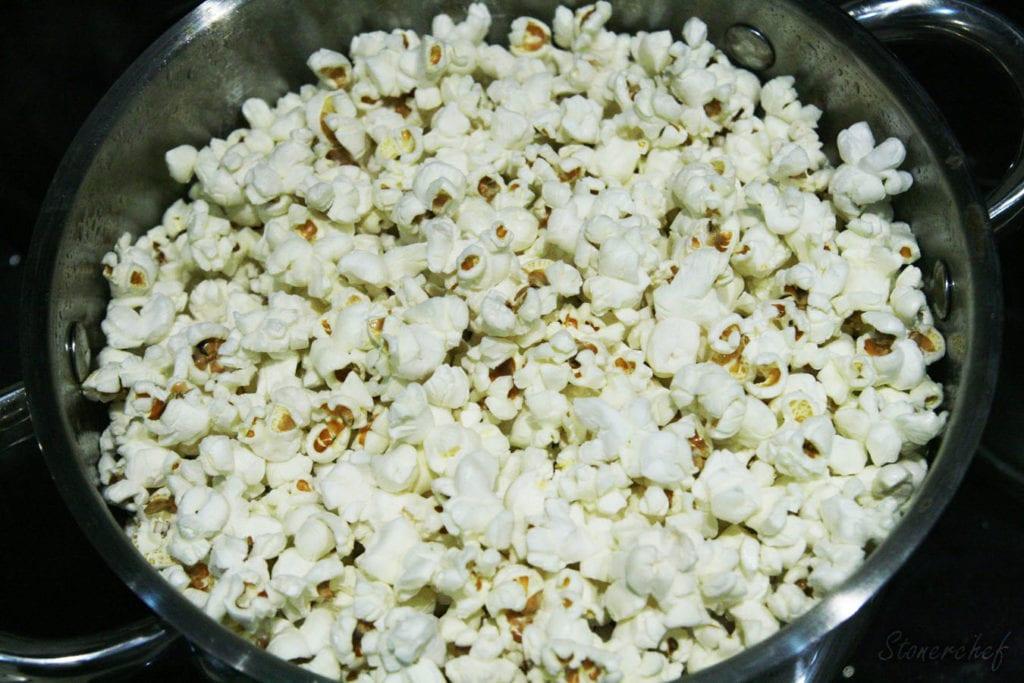 gotowy popcorn