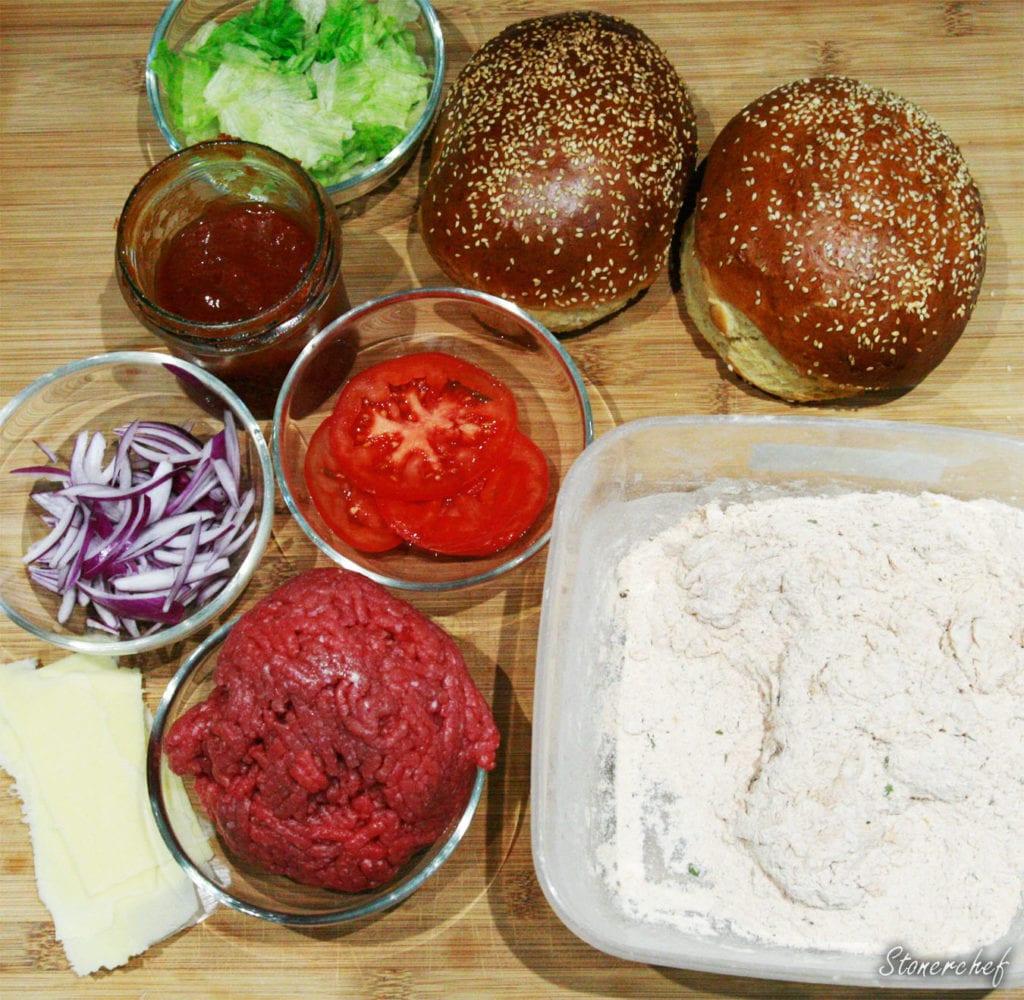 składniki na beef grander