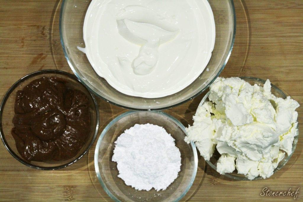 składniki na masę pierrot