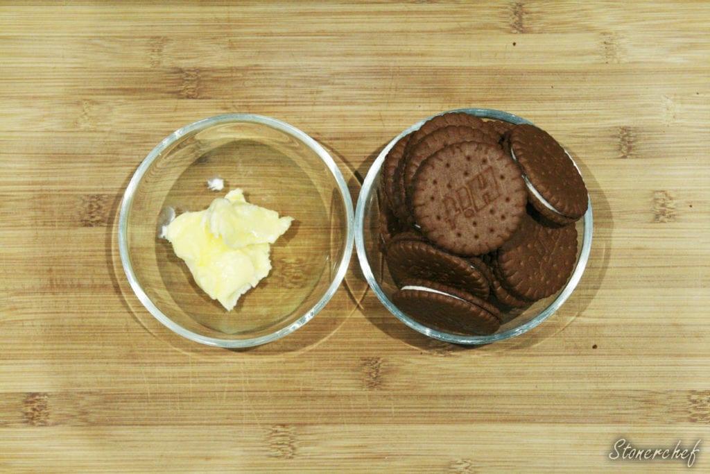 składniki na spód do sernika pistacjowego