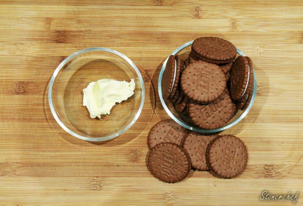 składniki na spód do sernika z białych michałków