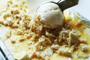 lody o smaku białych michałków