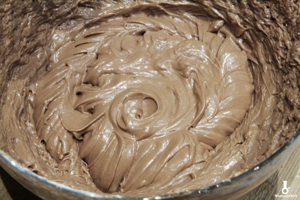 gotowa masa na sernik Nutella