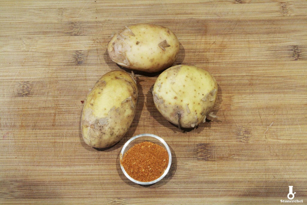 składniki na ziemniaki hash brown