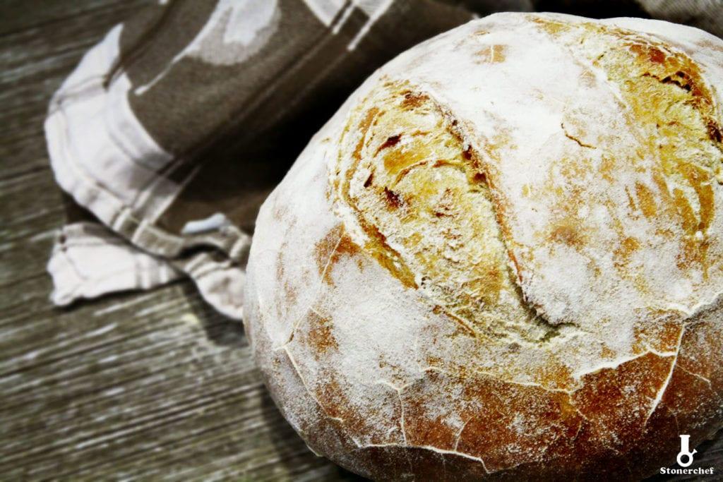 chleb na drożdżach
