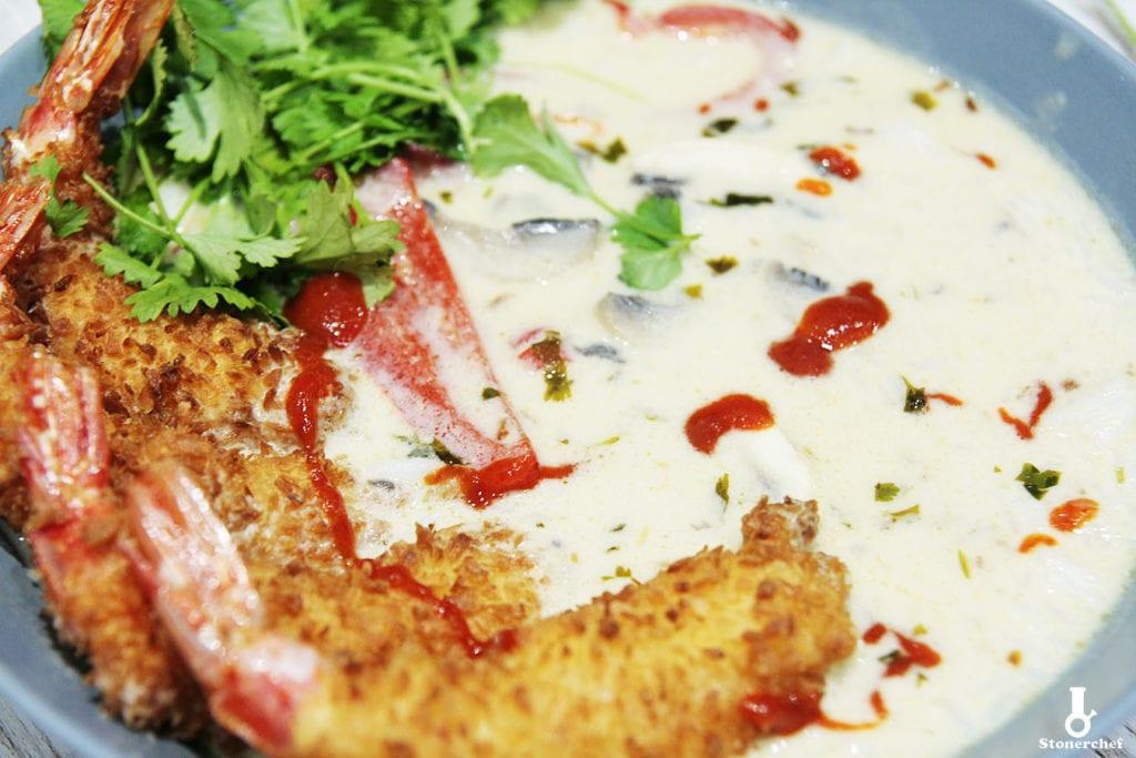 tajska zupa mleczna