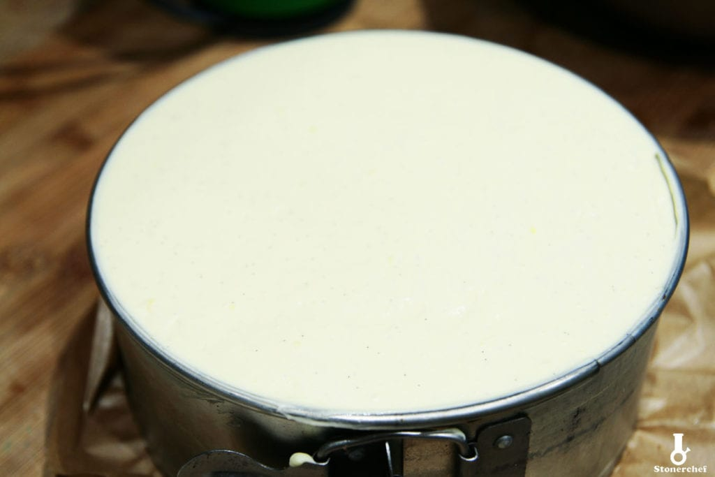 sernik crème brûlée w formie