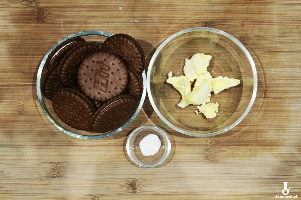 składniki na spód do sernika creme brulee