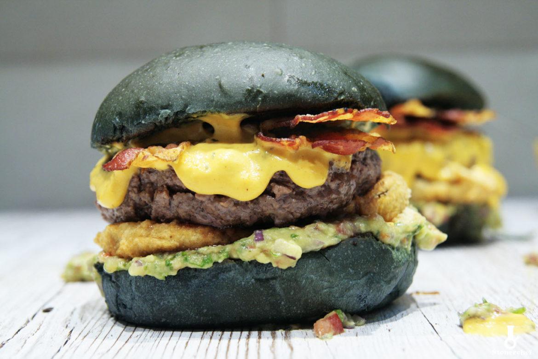 burgery z guacamole