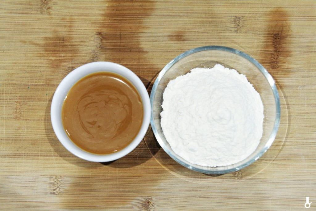 składniki na kruszonkę karmelową