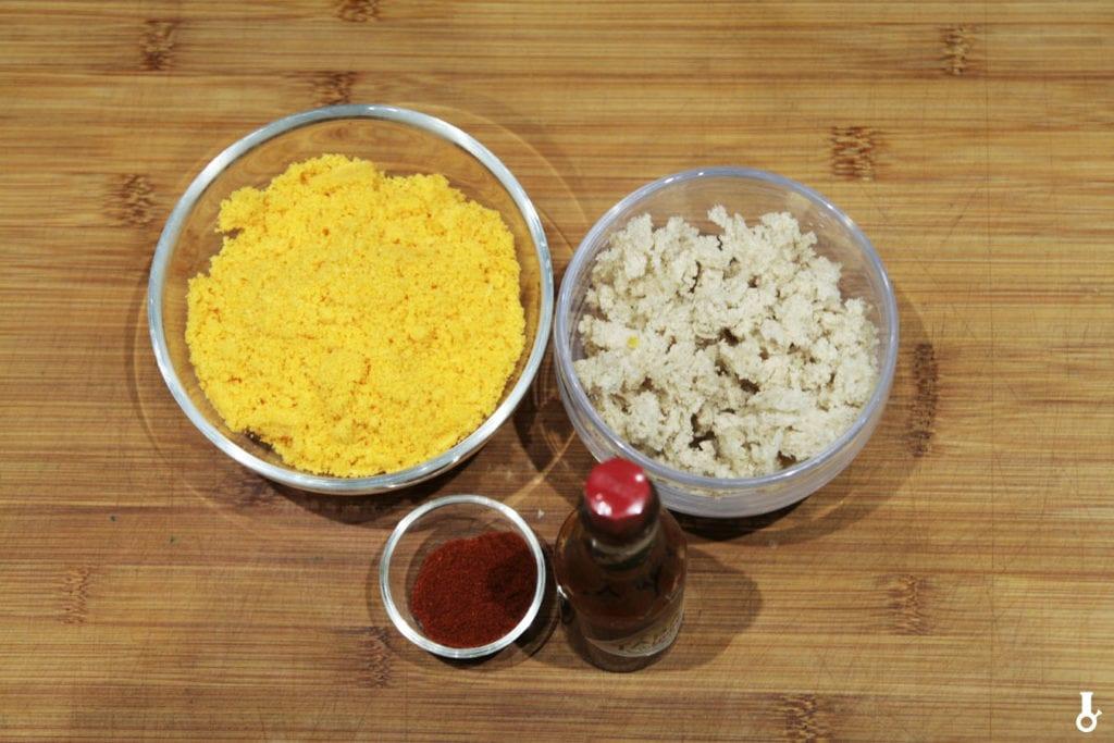 składniki na płonące cheetosy