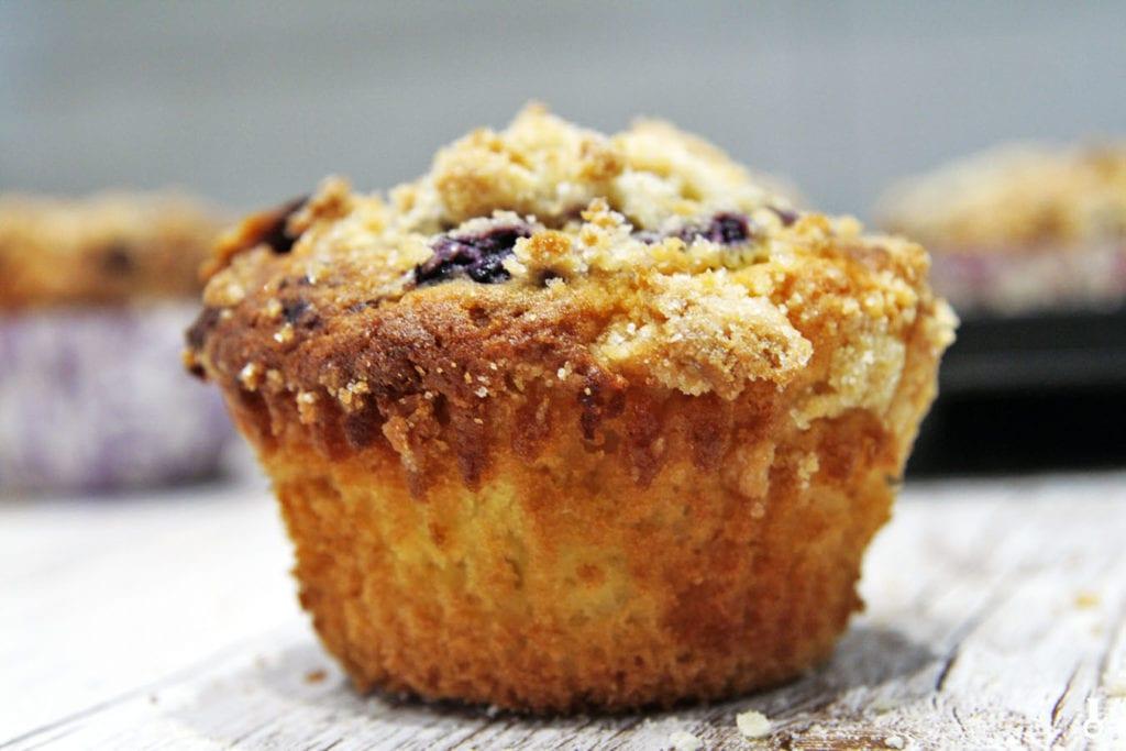 chałwowe muffiny