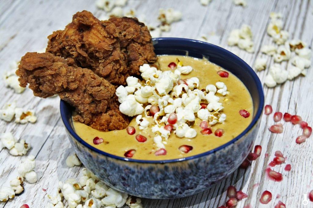 zupa z masła orzechowego