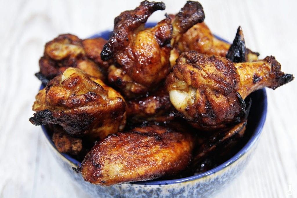 skrzydełka z kurczaka