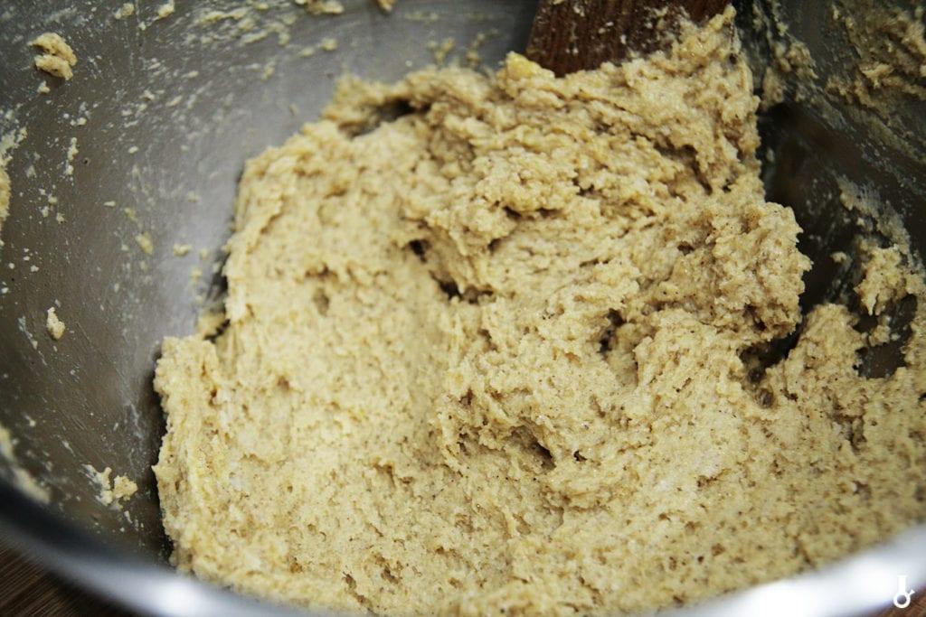 prawie gotowa masa na ciasteczka hagrida