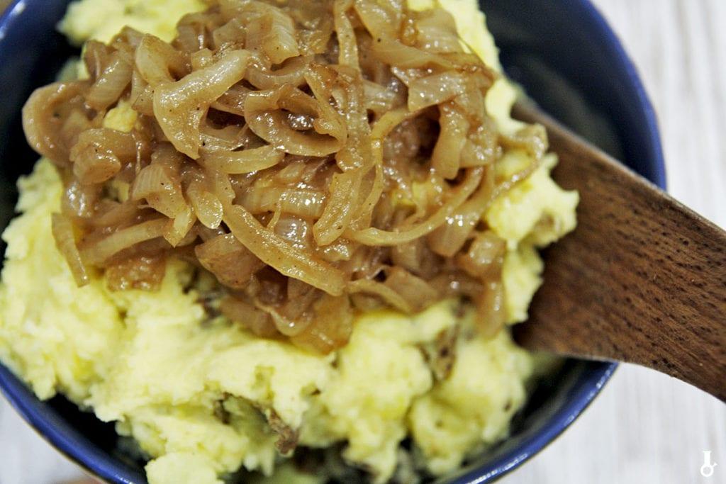 tłuczone ziemniaki