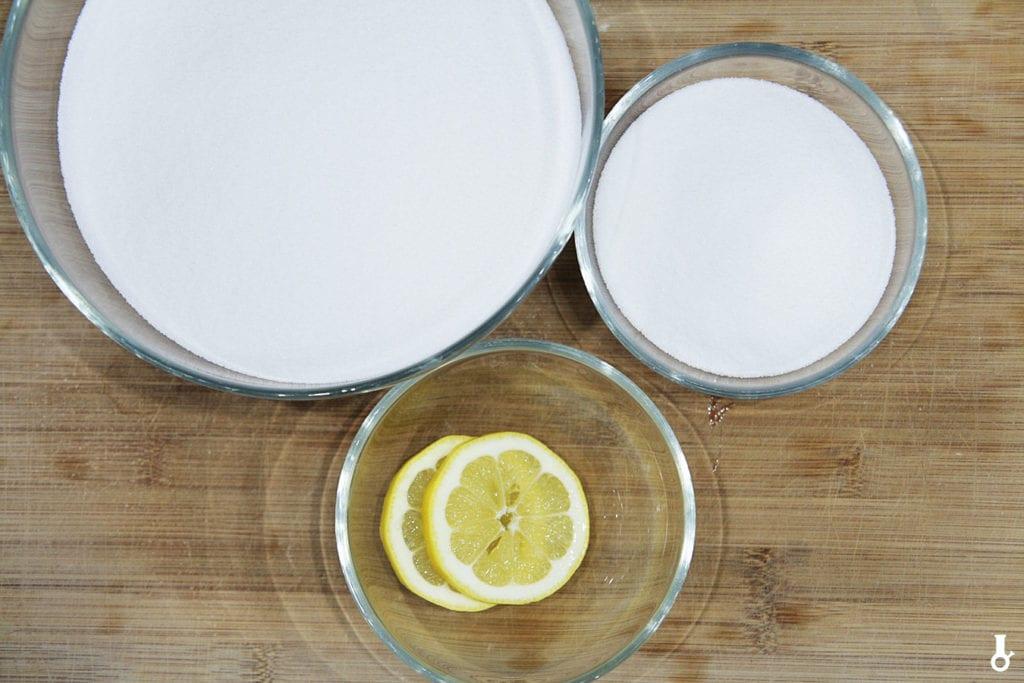 składniki na golden syrup