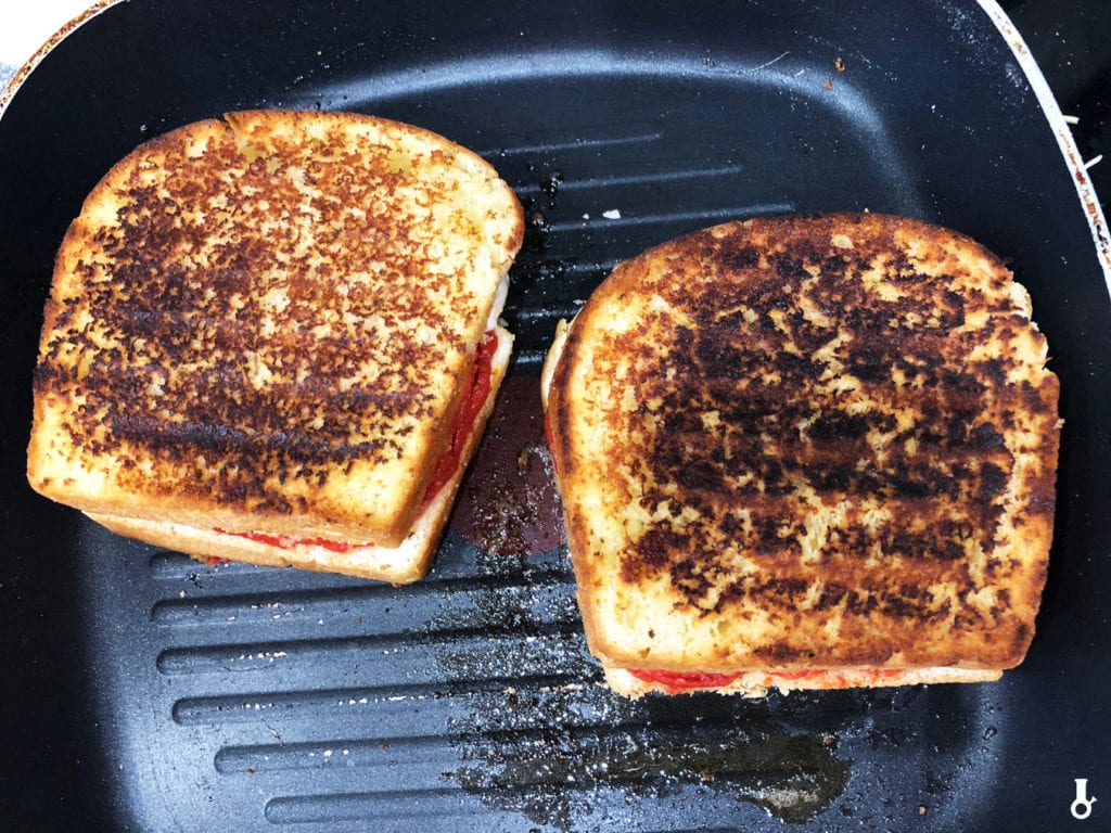 grillowane tosty